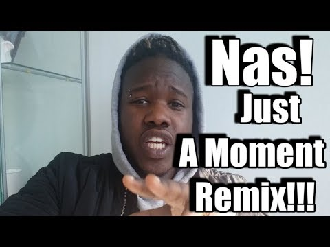 Nas - Just a Moment ft Quan ( remix/cover by S I O N A)