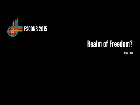 Realm of Freedom?