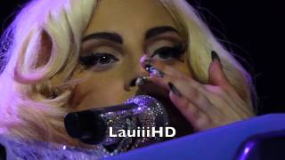 Lady Gaga - artRAVE The ARTPOP Ball - Live in Paris, France 30.10.2014 FULL HD