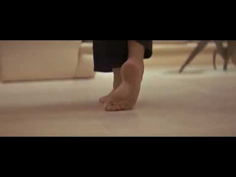 Mrs. Wallace's Feet