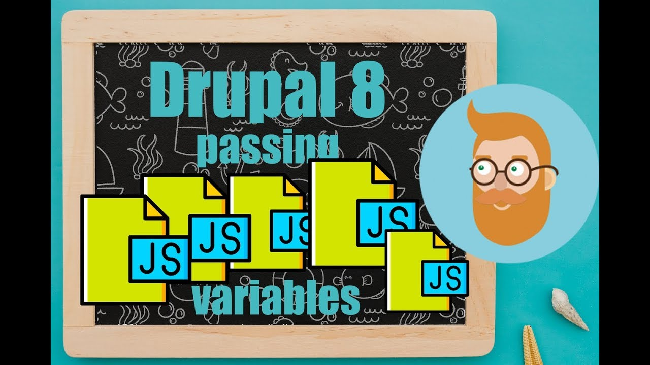 Drupal 8 passing JS variables from controller