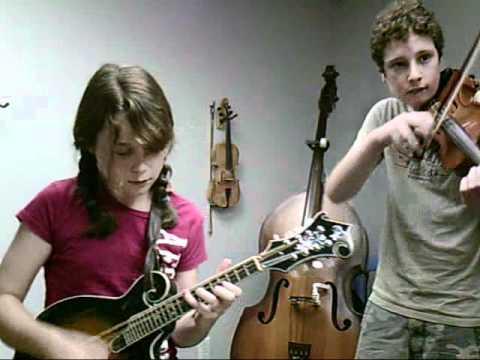 The Music Studio of Terry Strange ( The Orange Blossom Special )