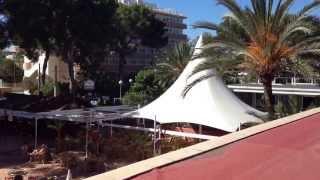 Mallorca Ballermann 6 Ausblick Hotel Obelisco Zimmer 105