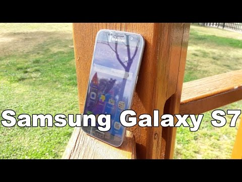 Samsung Galaxy S7 Hands on Review [Greek]