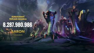 Senin Efsanen League Of Legends Türkiye