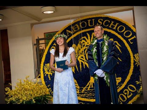 Punahou School Diploma Ceremony Highlights: May 29, 2020