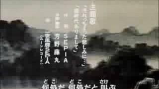 「なんじゃ~こりゃ~!」by まつお[アニメ第7話橋の上で倒立場面]より...
