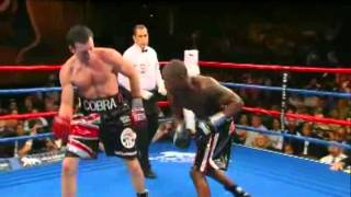 Carl Froch vs Jermain Taylor