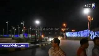 بالفيديو والصور.. محافظ الفيوم يفتتح ميدان عبد المنعم رياض فى ذكرى ثورة يونيو