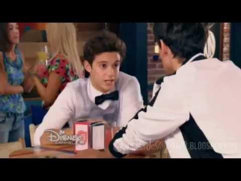 Soy Luna: Matteo and Gaston talk about Luna Ep.66