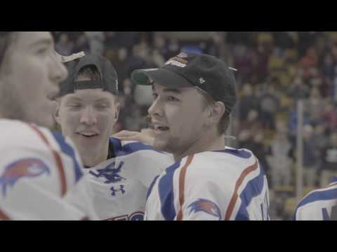 UMass Lowell - 2017 Hockey East Champions