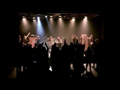 Ronnie Ripper's Private War live at Royal Metal Fest, Aarhus 2016-04-08