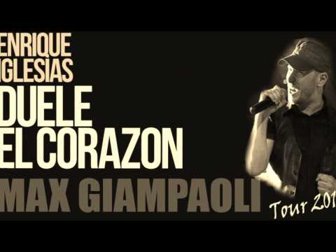 DUELE EL CORAZON - COVER BY MAX GIAMPAOLI