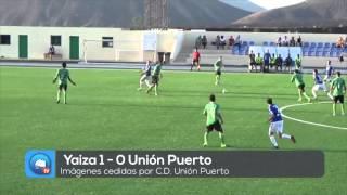 Deportes - Auto Gol Unión Puerto - Yaiza 07/11/2015