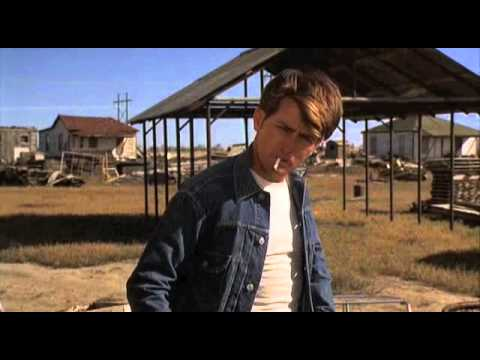 Martin Sheen Badlands  Denim Jacket Flip Trick