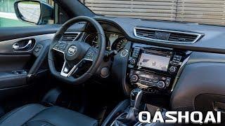 2018 Nissan Qashqai Interior / Excellent Crossover