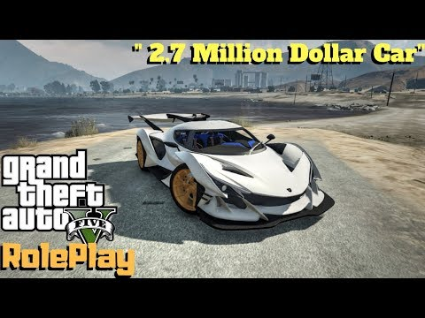 "Gta 5 RedlineRP - ""I Spent 2.7 Million On This"" - EP. 278 - CV"