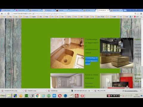 Как пользоваться сайтом Joomla 3 Интернет Магазин Мебели