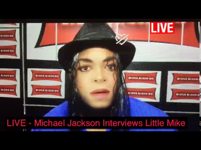 Michael Jackson interviews Himself at 10 years old