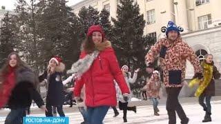 Ростовчане снялись в клипе на песню Сергея Шнурова «Начинаем отмечать»