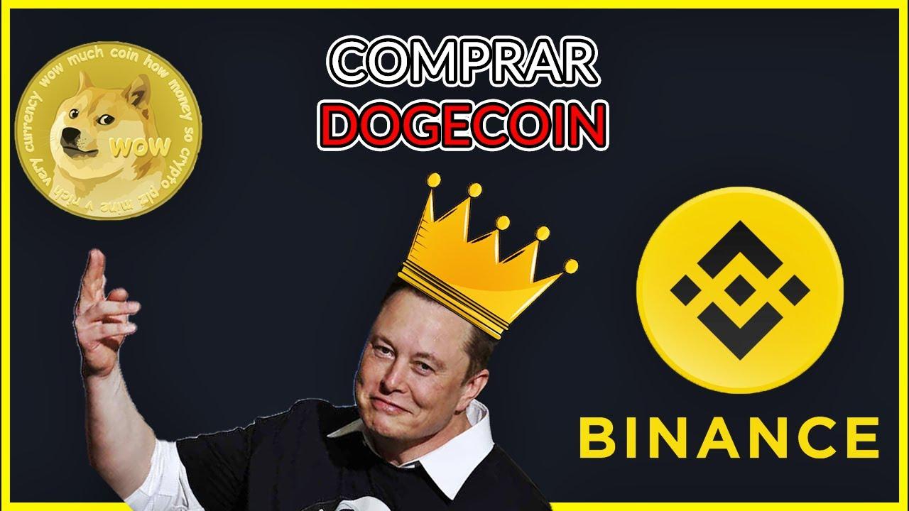 Binance - Uno de los mejores mercados de Dogecoin para colocar su dinero