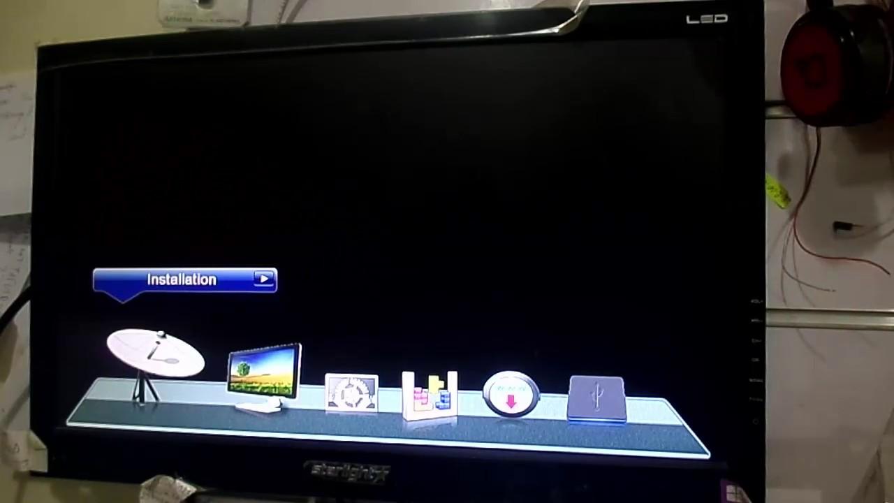 اضافة قناة الجزائر الأرضية starsat 2060 HD PRIME - jtech MS