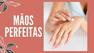 como ter mãos e unhas perfeitas ♥