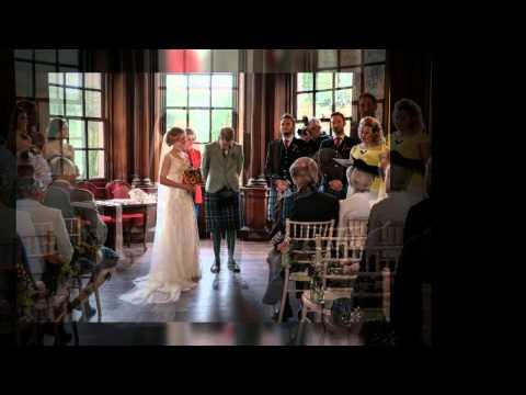 Emma & Geoffry's wedding at Gilmerton House