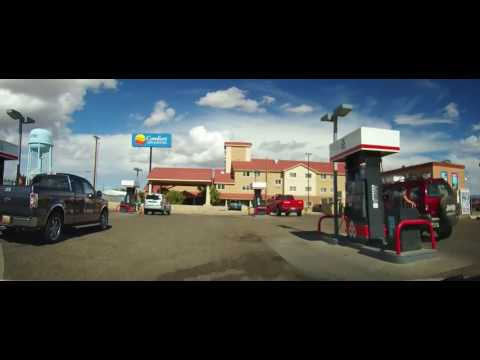 Driving Around Deming, New Mexico