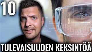 10 KEKSINTÖÄ JOTKA MUUTTAVAT TULEVAISUUDESSA MAAILMAA