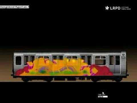 Virtual Graffiti 5