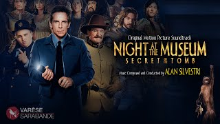 Night At The Museum:  Secret of the Tomb - Visual Soundtrack- Alan Silvestri