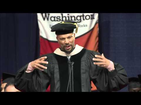 CCC Graduation 2015 - COMMON's Keynote Address