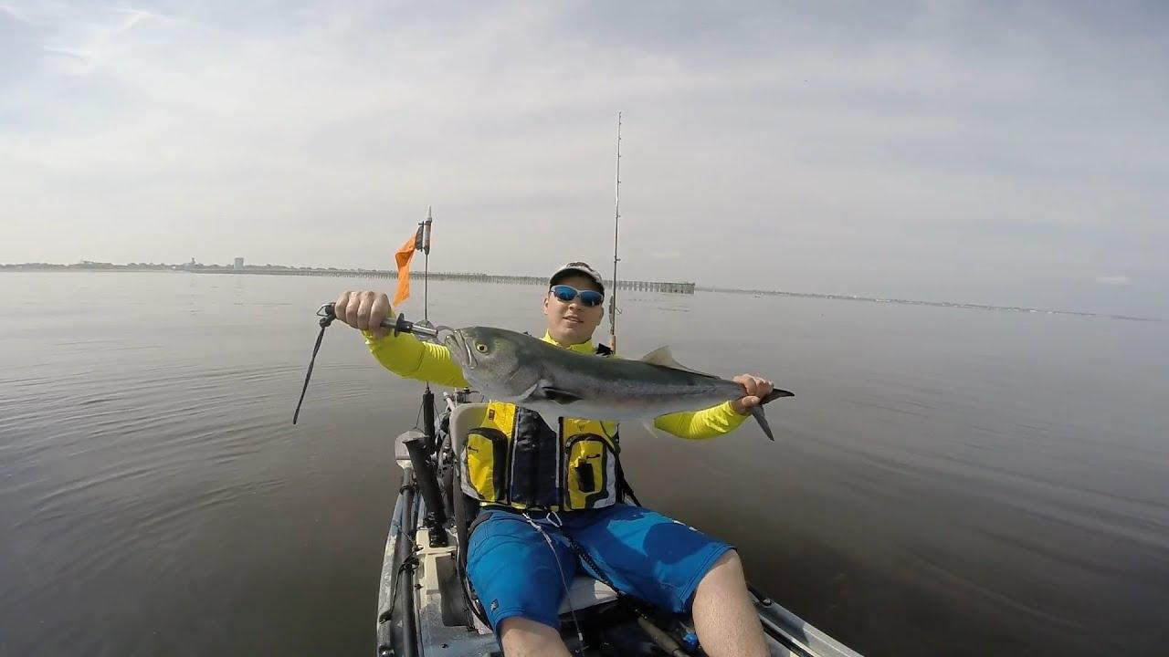 Top water fishing for blue fish kayak fishing pesca for Top water fishing