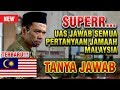 Luarbiasa Ustadz Abdul Somad Jawab Semua Pertanyaan Jamaah Malaysia ini