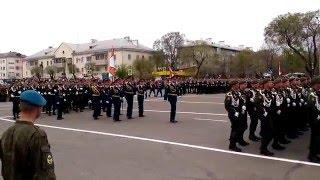 Парад 9 мая (Уссурийск)