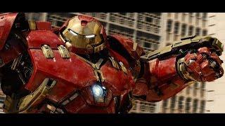 Мстители: Эра Альтрона 3D (Avengers: Age of Ultron) 2015. Трейлер №2. Русский дублированный [HD]