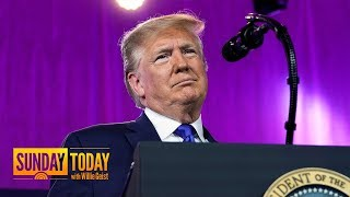 Trump Defends Giuliani After Reports Say He's Under Federal Investigation | Sunday TODAY