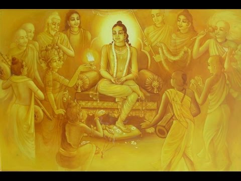Бхагавад Гита 18.78 - Парджанья Махарадж прабху