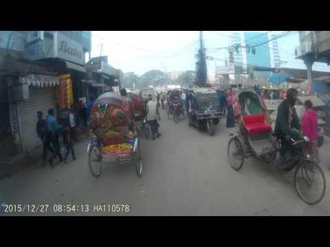 Dhaka City Ride