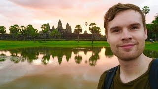 ANGKOR TEMPLES OF CAMBODIA (FULL DAY TOUR) 🇰🇭