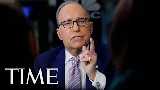 What To Know About Larry Kudlow, President Trump