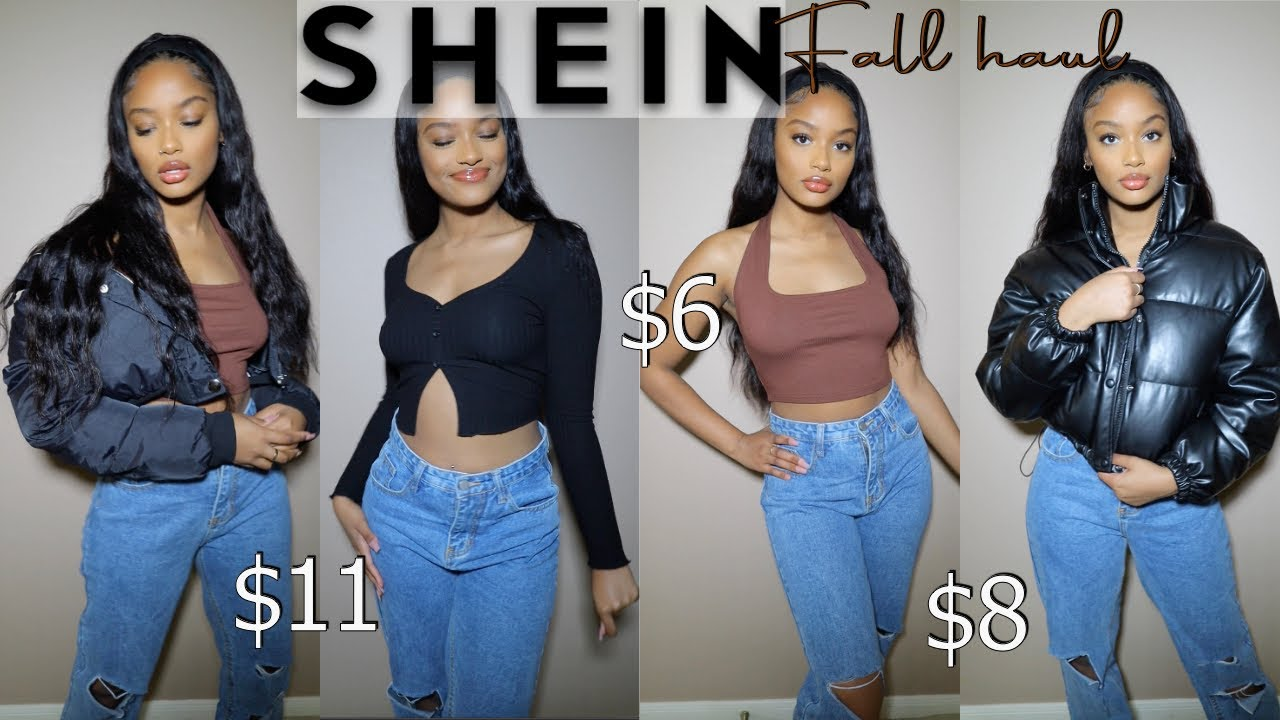 HUGE SHEIN TRY-ON HAUL | TRENDY & AFFORDABLE FALL PIECES *DISCOUNT CODE*