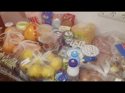 Покупки продуктов в Yerevan City! 30.01.2019