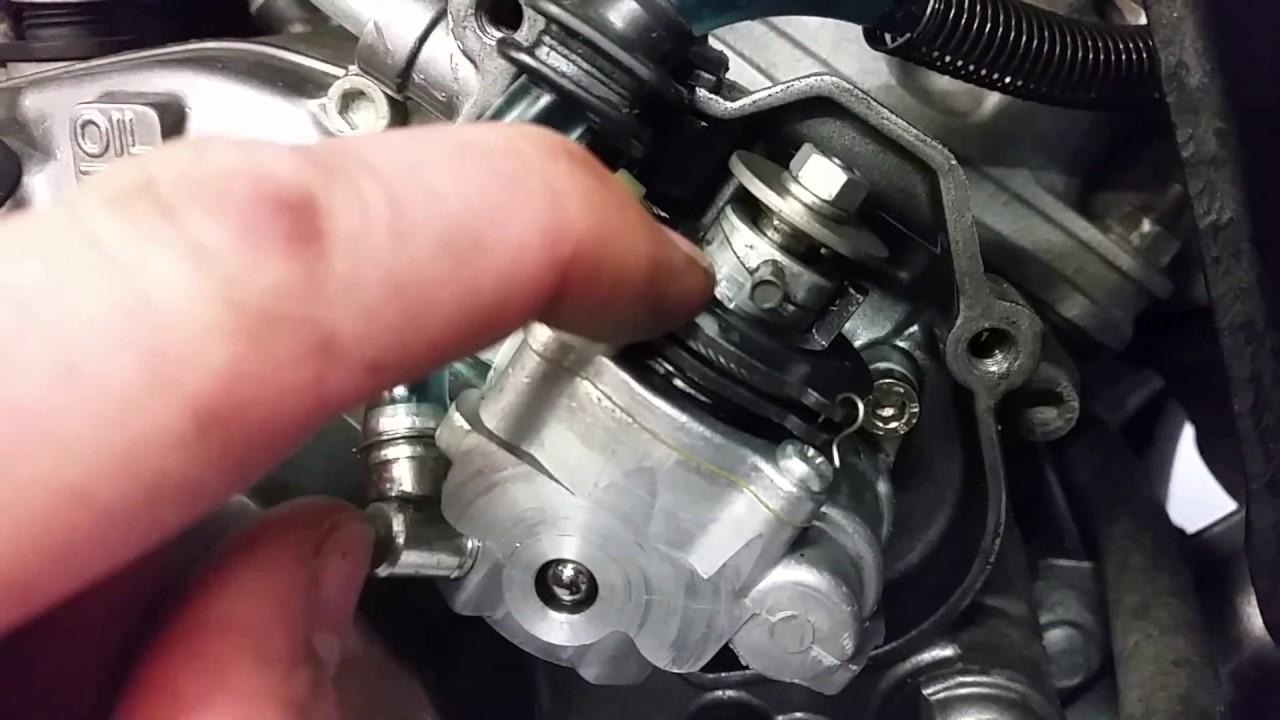 GOOD Yamaha DT125R autolube oil pump FIXED