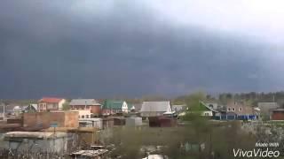Вот такая погода в Липецке