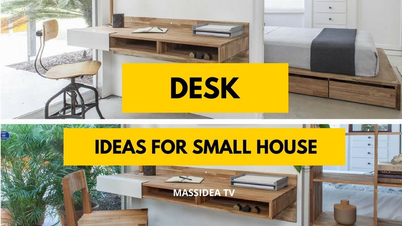 - 45+ Creative Small Space Desk Ideas For Small House - YouTube