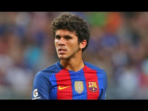 Carles Aleñá 2016/2017 (Part 1) ● Barcelona B
