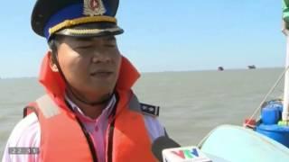 Buôn lậu xăng dầu trên biển