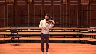 Paganini Caprice No. 4, Op. 1~ In Mo Yang (LIVE)